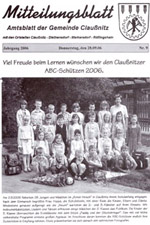 Amtsblatt September 2006
